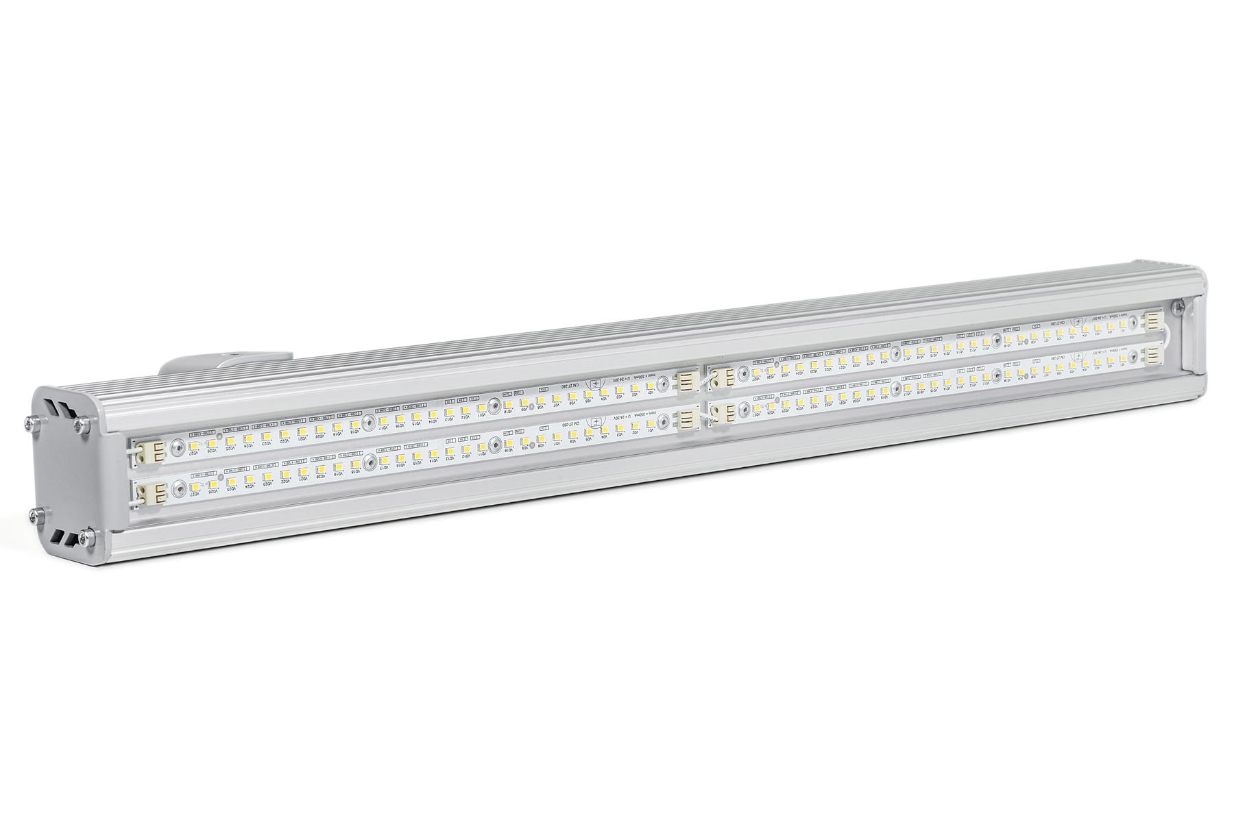 светодиодный светильник Линия